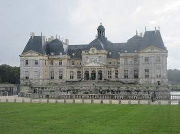 Chateau de Vaux-le-Vicomte (T) by Wojciech Fedoruk