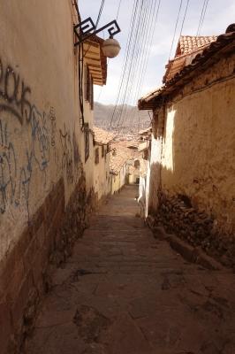 Cuzco by Nan