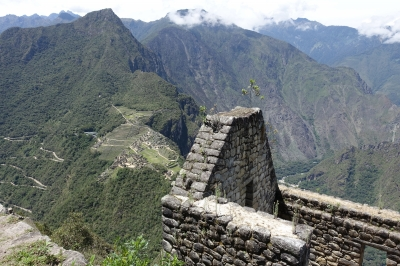 Machu Picchu by Nan