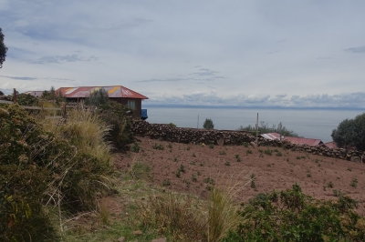 Lake Titicaca (T) by Nan