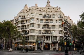 Works of Antoni Gaudí by Ilya Burlak