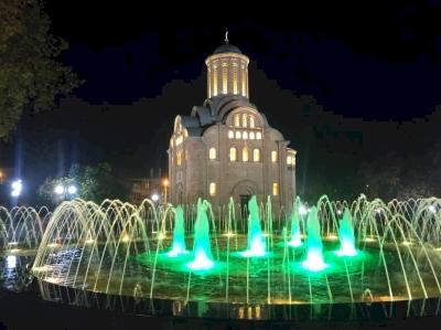 Historic Centre of Tchernigov, 9th -13th centuries (T)