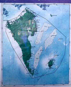 Coron Island Natural Biotic Area (T) by Boj