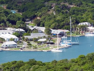 Antigua Naval Dockyard by Jay T