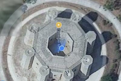 Castel del Monte by Tsunami