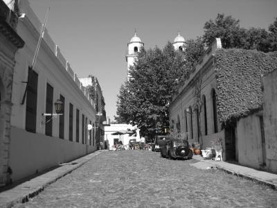 Colonia del Sacramento by Daniel Chazad