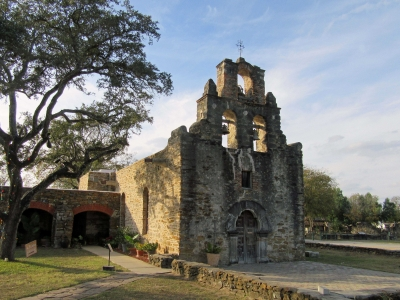 San Antonio Missions by Jay T