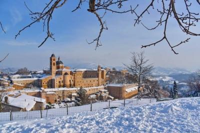 Urbino by Frederik Dawson