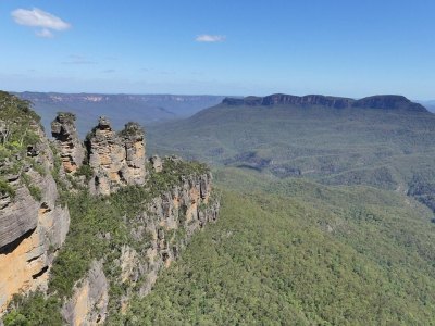 Greater Blue Mountains by Clyde