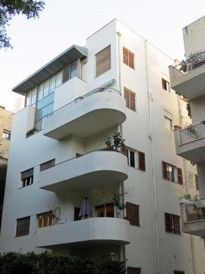 White City of Tel-Aviv by Jay T