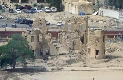 Sheikh Abdullah Al-Jabir Palace (T) by Els Slots