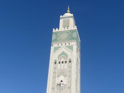 Casablanca, Ville du XXème siécle, carrefour d'influences (T) by Clyde