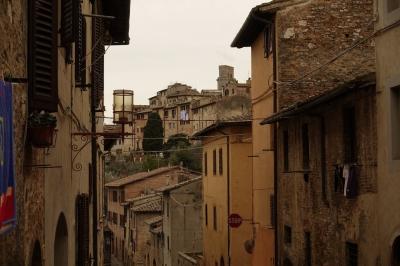 San Gimignano by Nan