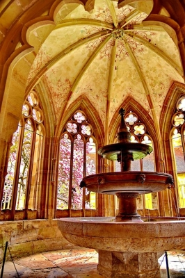 Maulbronn Monastery by Frederik Dawson