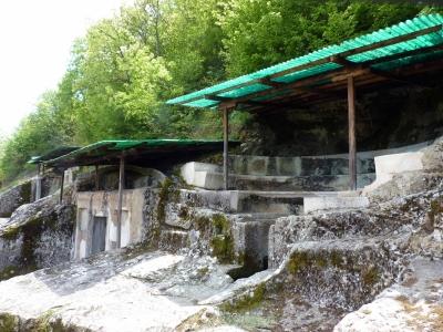 Les tombes de la Basse Selca (T) by Solivagant