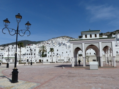 Medina of Tétouan by Clyde