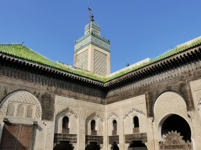 Medina of Fez by Clyde