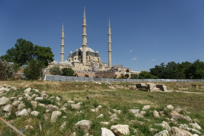 Selimiye Mosque by Nan
