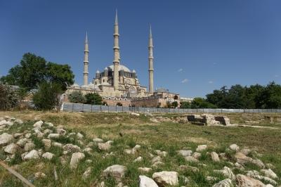 Selimiye Mosque by Nan