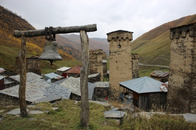 Upper Svaneti by Walter