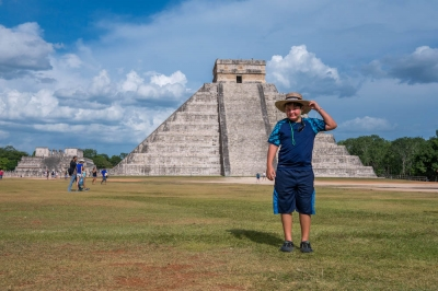 Chichen-Itza by Shannon O'Donnell