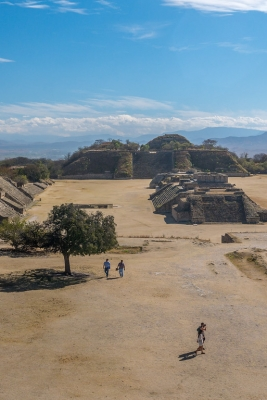 Oaxaca and Monte Alban by Shannon O'Donnell