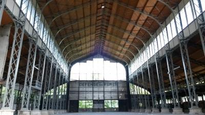 Hangar Y (T) by Argo