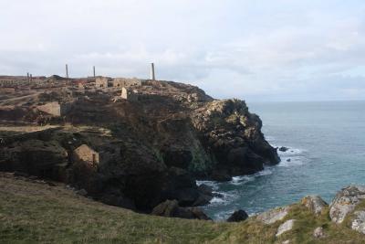 Cornwall and West Devon Mining Landscape by Jakob Frenzel