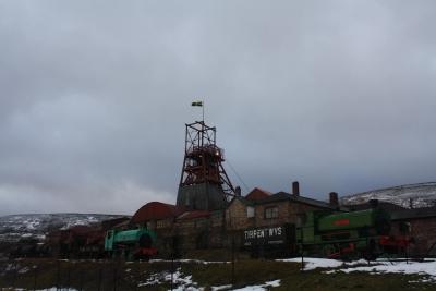 Blaenavon Industrial Landscape by Jakob Frenzel