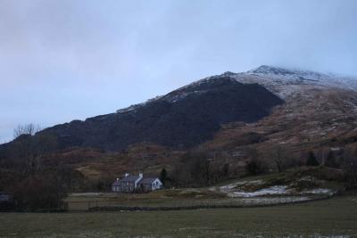 The Slate Landscape of Northwest Wales by Jakob Frenzel