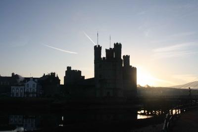 Gwynedd Castles by Jakob Frenzel