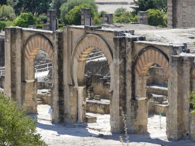 Medina Azahara by Clyde