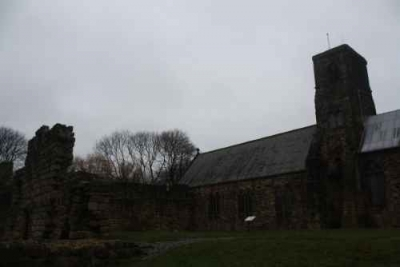 The Twin Monastery of Wearmouth Jarrow (T) by Jakob Frenzel