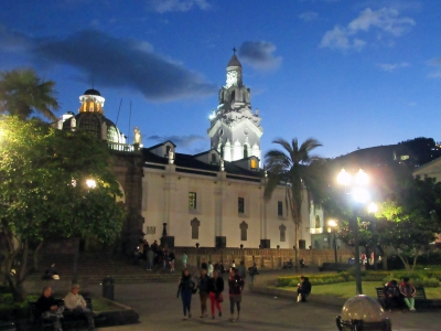 Quito by Jay T