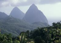 Pitons Management Area by Solivagant