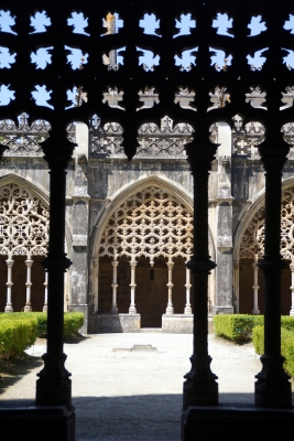 Monastery of Batalha by Hubert