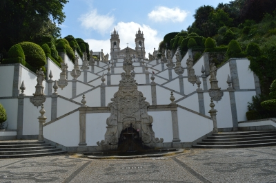 Sanctuary of Bom Jesus do Monte in Braga by Michael Novins