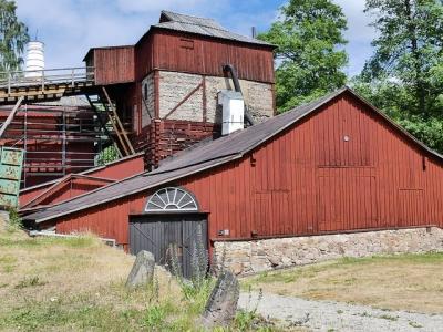 Engelsberg Ironworks by Clyde