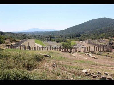 Archaeological site of Ancient Messene (T) by Thibault Magnien
