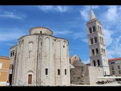 Zadar - Episcopal complex         (T) by Thibault Magnien
