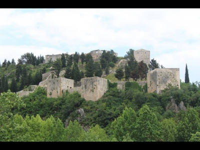 The natural and architectural ensemble of Stolac (T)