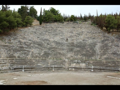Ancient Greek Theatres (T) by Thibault Magnien