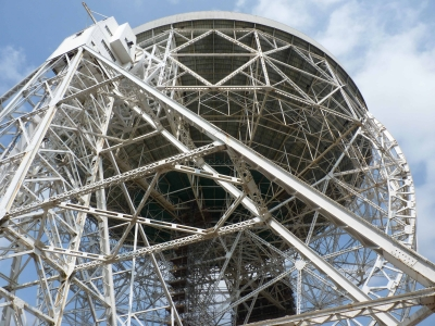 Jodrell Bank Observatory (T) by Solivagant