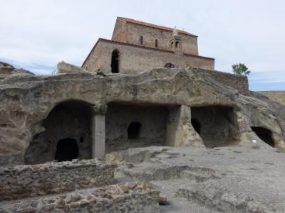 Uplistsikhe Cave Town (T) by Els Slots