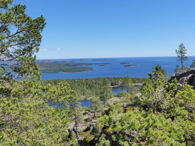 High Coast / Kvarken Archipelago by Clyde