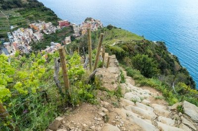 Portovenere, Cinque Terre, and the Islands by Michael Turtle