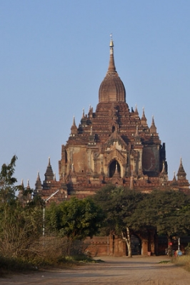 Bagan Archaeological Area and Monuments (T) by Shannon O'Donnell