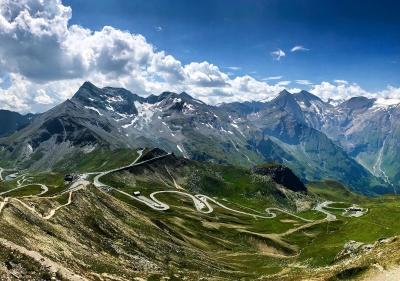 Großglockner High Alpine Road / Großglockner Hochalpenstraße (T) by Joel Baldwin