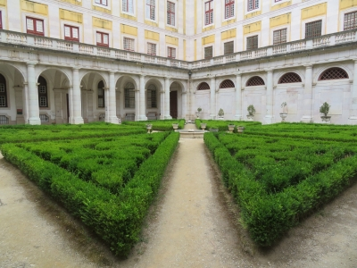 Mafra Palace, Convent and Royal Hunting Park  by Kyle Magnuson