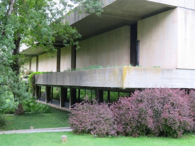 Head Office and Garden of the Calouste Gulbenkian Foundation  (T) by Kyle Magnuson
